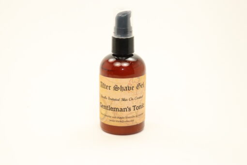 after shave gel gentlemans tonic 4oz