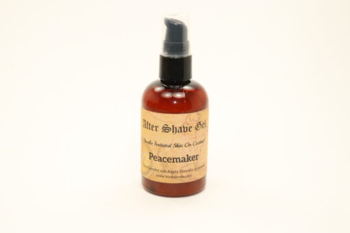 after shave gel peacemaker 4oz