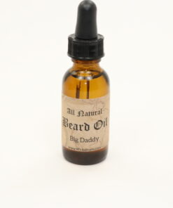 beard oil big daddy 1oz