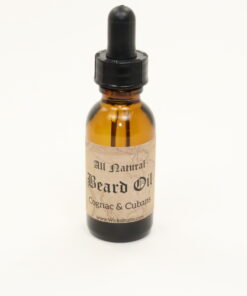 beard oil cognac cubans 1oz