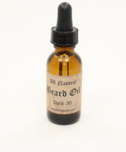 beard oil dark30 1oz