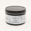 black tin candle hello handsome 14oz