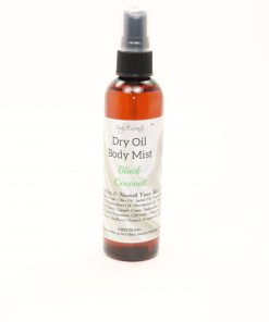 dry oil mist black coconut