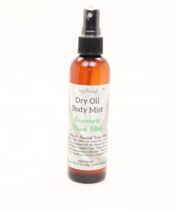 dry oil mist rosemary peach mint
