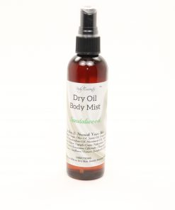 dry oil mist sandalwood