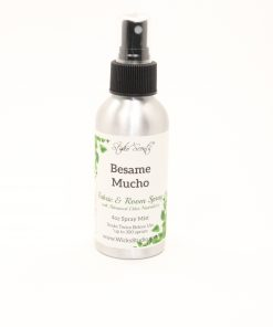 fabric room spray besame mucho