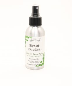 fabric room spray bird of paradise