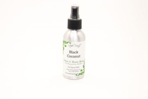 fabric room spray black coconut