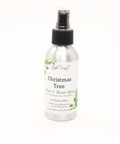 fabric room spray christmas tree