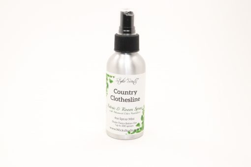 fabric room spray country clothesline