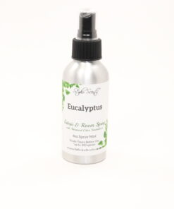 fabric room spray eucalyptus 4oz