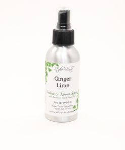 fabric room spray ginger lime
