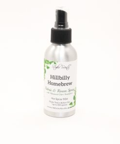 fabric room spray hillbilly homebrew 4oz