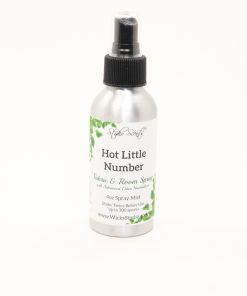 fabric room spray hot little number 4oz