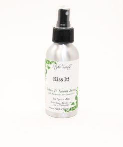 fabric room spray kiss it 4oz