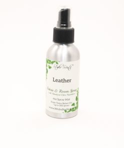 fabric room spray leather 4oz