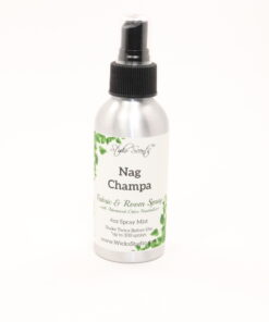 fabric room spray nag champa 4oz