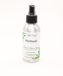 fabric room spray patchouli 4oz