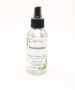 fabric room spray peacemaker 4oz