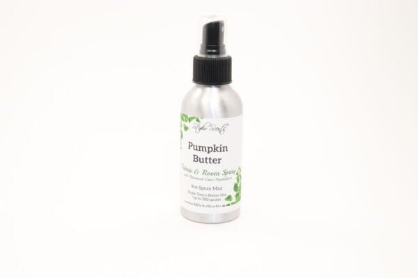 fabric room spray pumpkin butter 4oz