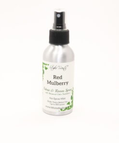 fabric room spray red mulberry 4oz