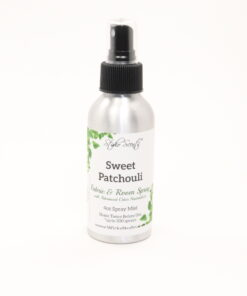 fabric room spray sweet patchouli 4oz