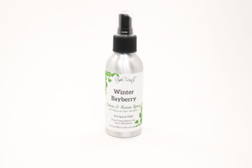 fabric room spray winter bayberry 4oz