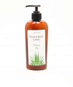 hand body lotion guava fig 8oz