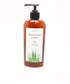 hand body lotion big daddy 8oz