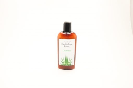 hand body lotion cashmere 4oz