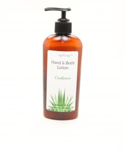 hand body lotion cashmere 8oz