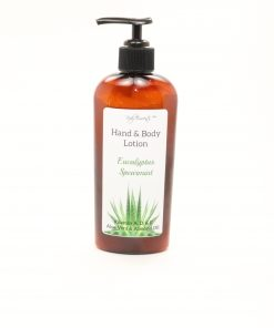 hand body lotion eucalyptus spearmint 8oz