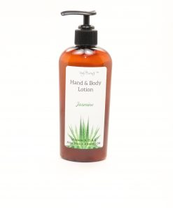 hand body lotion jasmine 8oz