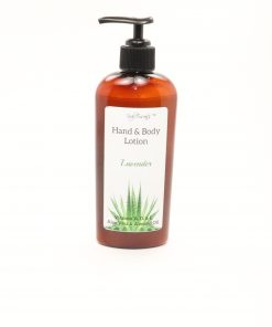 hand body lotion lavender 8oz
