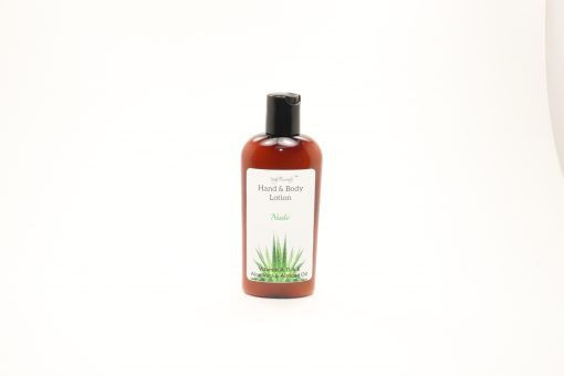 hand body lotion nude 4oz