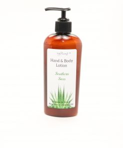 hand body lotion southern sass 8oz