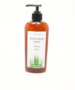 hand body lotion spring bliss 8oz