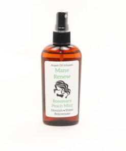 mane renew rosemary peach mint 4oz