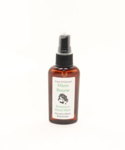 mane renew rosemary peach mint 2oz