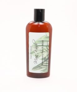 mane wash rosemary peach mint 8oz