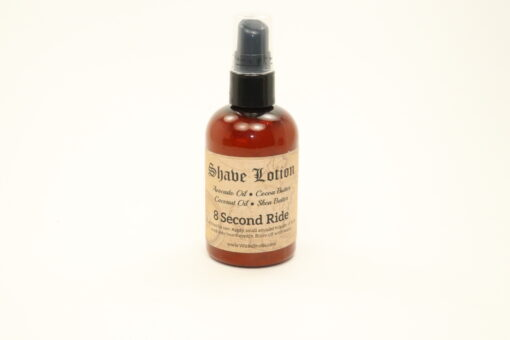 shave lotion 8 second ride 4oz