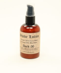 shave lotion dark 30 4oz