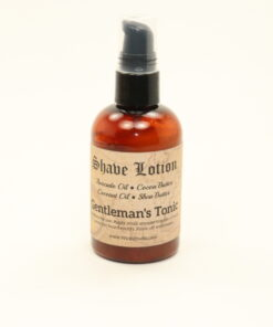 shave lotion gentlemans tonic 4oz