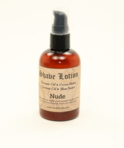 shave lotion nude 4oz