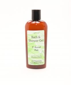 bath shower gel 8 second ride 8oz