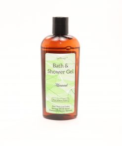 bath shower gel almond 8oz