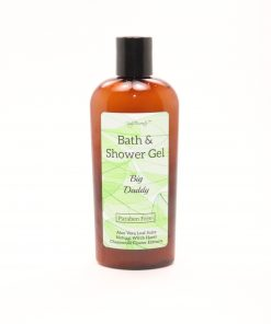 shower bath gel big daddy 8oz