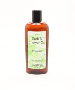 bath shower gel clementine 8oz