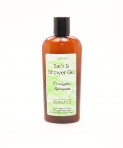 bath shower gel eucalyptus spearmint 8oz