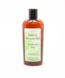 bath shower gel gentlemans tonic 8oz